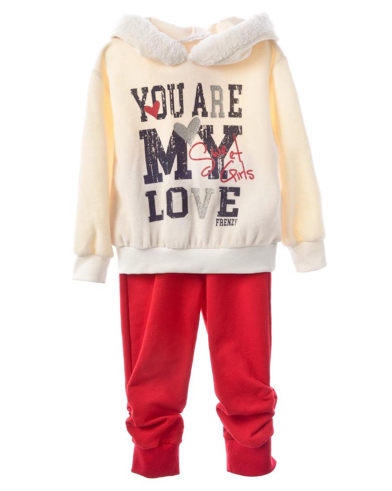 ab6cfd999e4 SET HOOD BLOUSE PANTS   Babylon Fashion