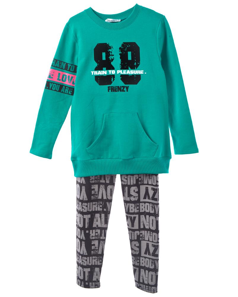 eed67eb3eec SET TUNIC LEGGING'S   Babylon Fashion